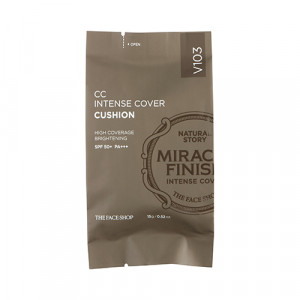 THE FACE SHOP CC Intense Cover Cushion (Refill) SPF50+ PA+++ 15g
