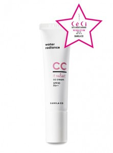 CC крем BANILA CO It Radiant CC Cream SPF30 PA++ 30ml