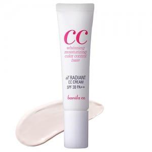CC крем Увлажняющий CC крем для кожи BANILA CO It Radiant CC Cream SPF30 PA++ 30ml