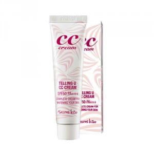 Увлажняющий тональный крем Secret Key Telling u CC cream 30ml
