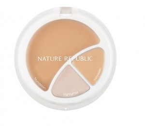 NATURE REPUBLIC Provence Intense Cover 3in1 Strobing Foundation 12g
