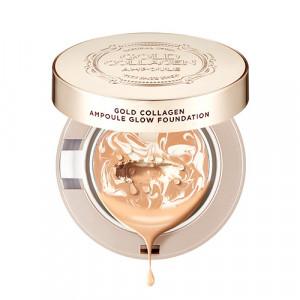 THE FAEC SHOP Gold Collagen Ampoule Glow Foundation SPF50+ PA+++ 10g