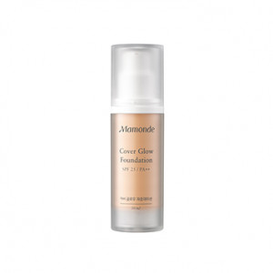 Тональная основа Mamonde Cover glow foundation 30ml.