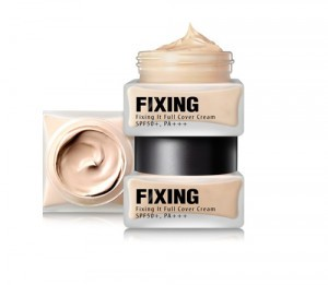 Крем SO NATURAL Fixing it full cover cream SPF50+,PA+++ 45g