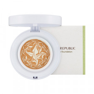 NATURE REPUBLIC Nature Origin Aqua Marble Foundation [SPF50+ PA+++]