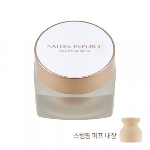 NATURE REPUBLIC Ginseng Loyal Silk Cream Foundation