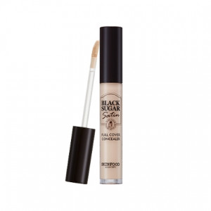 SKINFOOD Black Sugar Satin Full Cover Concealer 5.5g