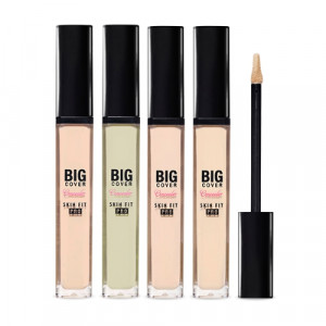 Консилер Etude House Big cover skin fit concealer pro 7g