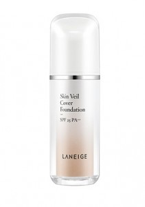 LANEIGE Skin Veil Cover Foundation SPF25 PA++ 30ml