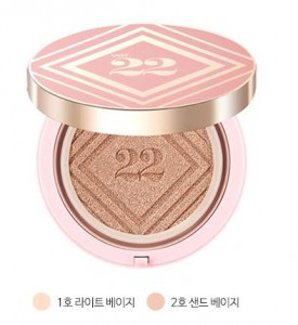 CHOSUNGAH22 C&T Vvig cushion SPF50+/PA++++ 25g