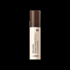 THE SAEM Eco Soul Skin Wear Foundation SPF20 PA++ 30ml