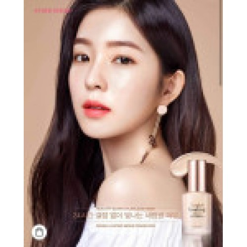 Кушон для придания коже сияния Etude House Any cushion cream filter spf33 pa++ (refills) 14g