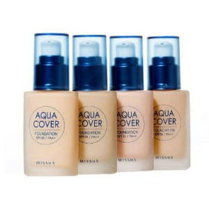 MISSHA Aqua Cover Foundation SPF20 / PA++ 30ml