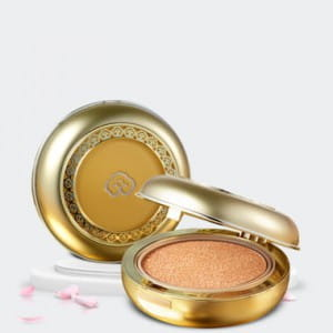 The history of Whoo Gongjinhyang:Mi Luxury Golden Cushion SPF50+/PA+++ 15g*2