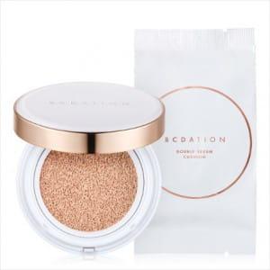 Универсальный крем-кушон Tonymoly BCDation double serum cushion set 10g*2