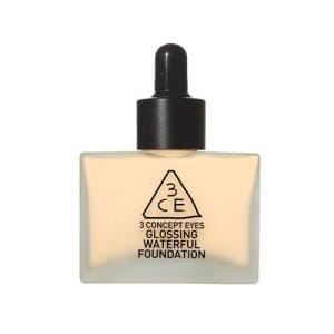 STYLENANDA 3 CONCEPT EYES GLOSSING WATERFUL FOUNDATION 40g