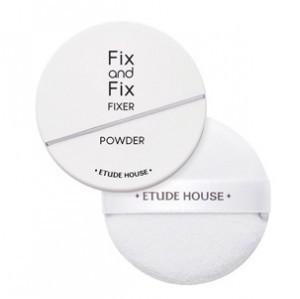 ETUDE HOUSE Fix And Fix Powder Fixer 10g