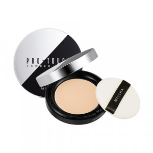 Пудра-вуаль Missha Pro touch powder pact 10g