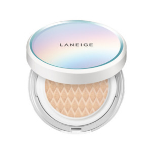 Матирующий кушон для жирной кожи лица Laneige BB cushion pore control SPF50+ PA+++ 15g*2
