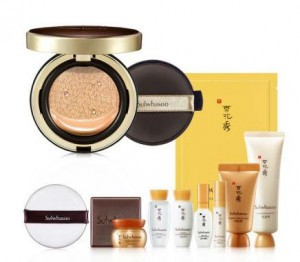 SULWHASOO Perfecting Cushion Intense 15g*2 SET