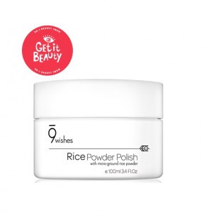9wishes Rice powder polish 100ml