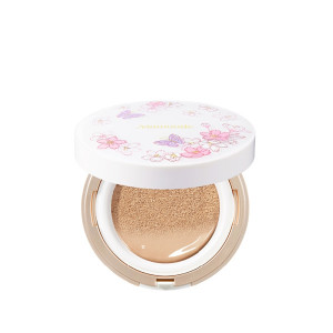 MAMONDE CherryBlossom Brighting Cover Powder Cushion 15g
