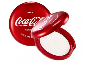 THE FACE SHOP Coca Cola Oil Clear Pact 9g