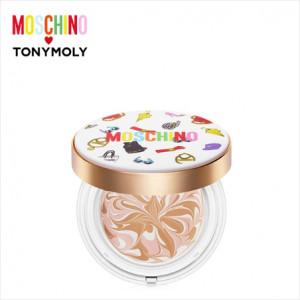 Tony Moly Moschino Chic Skin Essence Pact SPF50+ PA+++ 18g