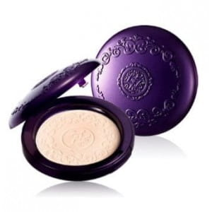 LOTREE Rosy Davurica Two-way cake SPF32 PA++ 12g