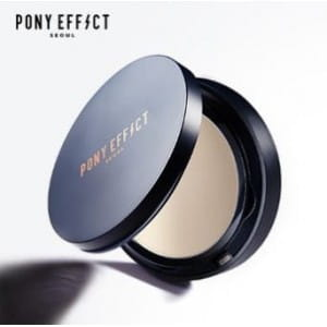 PONY EFFECT Mattifying Blur pact 8g