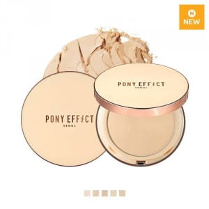 PONY EFFECT Skin Fit Powder Pact 8g