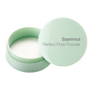 Матирующая пудра The Saem Saemmul perfect pore powder 5g