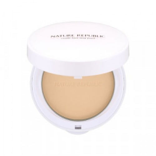 NATURE REPUBLIC Nature Origin Cover Two Way Pact 9g SPF50+ PA+++