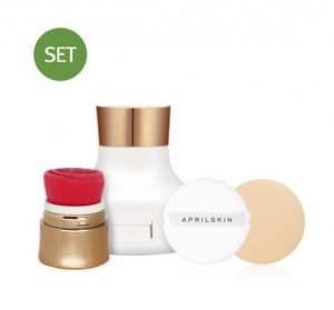 [April Skin] Rose Glam Moisture Cover Foundation