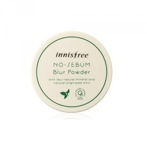 Абсорбирующая пудра для лица Innisfree No-Sebum Blur Powder 5g
