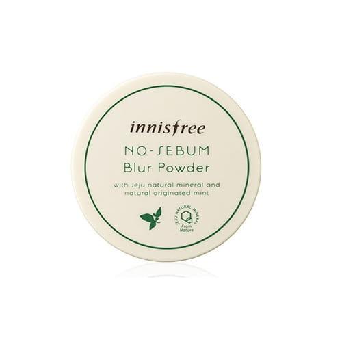Абсорбирующая пудра для лица Innisfree No-Sebum Blur Powder 5g