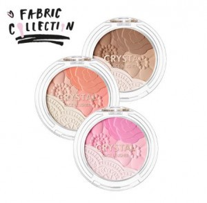 Румяна Tony Moly Crystal lace blusher 4.5g~5g [fabric collection]