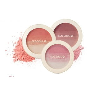 THE SAEM Eco Soul Cheek Gradation 9.5g