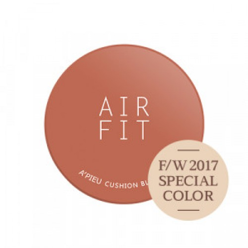 Кушон-румяна A'pieu Air fit cushion blusher f/w 2017 special color)