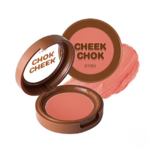 APIEU Creamy Cheek Chok Blusher 2.3g