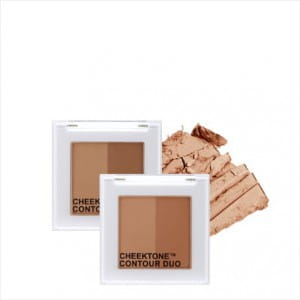 TONY MOLY Cheek Tone Coutour Duo 4.2g