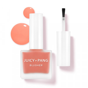 Жидкие румяна Apieu Juicy pang water blusher 9g
