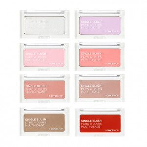 THE FACE SHOP Single Blush 3.3g
