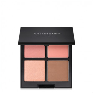 Tony Moly Cheek Tone Blusher Palette 5g*4