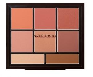 NATURE REPUBLIC Pro Touch Blusher Pallete 34g