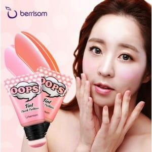 Румяна-тинт Berrisom Oops! Tint Cheek Cushion