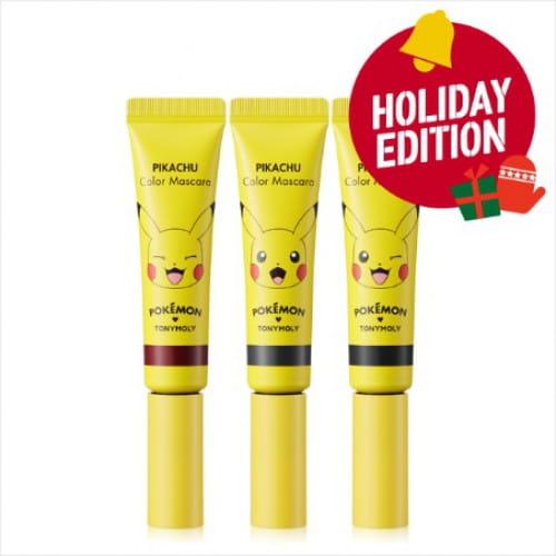 Тушь для ресниц Tonymoly Pikachu color mascara 8g (Holiday Edition)