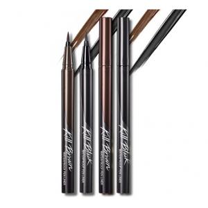 CLIO Waterproof Pen Liner kill Black 0.55ml