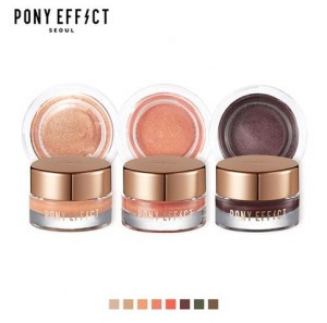 PONY EFFECT Unlimited Cream Shadow 6g