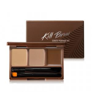 CLIO Kill Brow Conte Power Kit 2g*2+1g